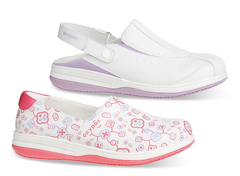 Werkschoenen Verpleging.Medische Schoenen En Klompen Voor In De Zorgsector Oxypas