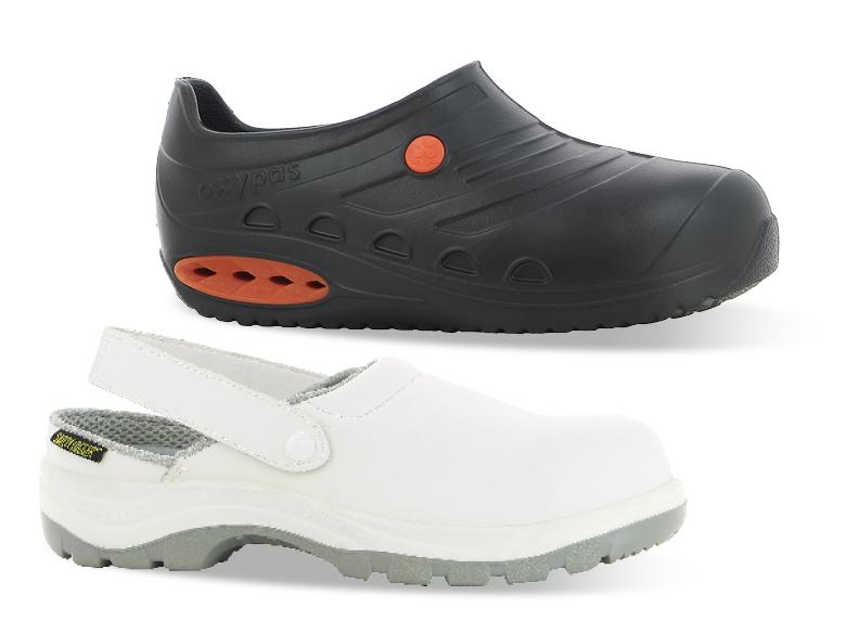 fa9a1888ca6f Chaussures d Hôpital et Sabots de Bloc - Oxypas