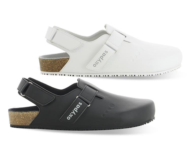 Oxypas veiligheid schoenen heren