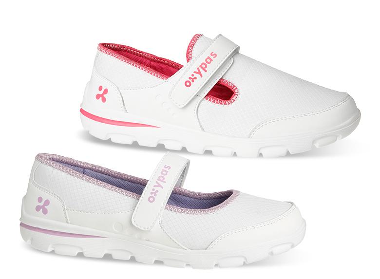 Oxypas verpleegster schoenen
